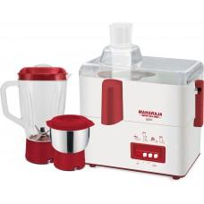 Deals, Discounts & Offers on Home & Kitchen - Maharaja Whiteline Gala Watt Juicer Mixer Grinder with 2 Jars