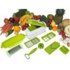 Deals, Discounts & Offers on Home & Kitchen - Chopper Vegetable Cutter Fruit Slicer Peeler Plus
