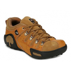 Deals, Discounts & Offers on Foot Wear -  Afrojack Tan Men Casual Shoes @ Rs.574/-
