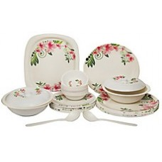 Deals, Discounts & Offers on Home & Kitchen - UPTO 57% Off  Digiware Dinner Set