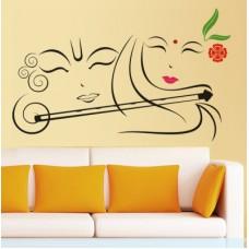 Deals, Discounts & Offers on Home Decor & Festive Needs - Aquire Large PVC Vinyl Sticker