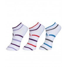 Deals, Discounts & Offers on Accessories - Adidas Women's Flat Knit - Low Cut with Double Welt Ankle Length Socks