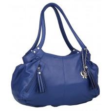 Deals, Discounts & Offers on Accessories - Butterflies Trendy Blue Shoulder Bag