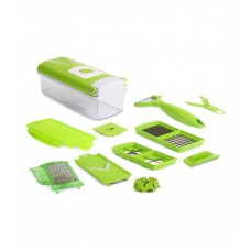 Deals, Discounts & Offers on Home Appliances - Cospo Green Virgin Plastic Chopping & Cutting Tool Set