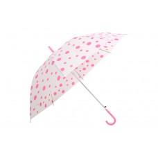 Deals, Discounts & Offers on Accessories - Shri Krishna Dotted Multi-color PVC Umbrella