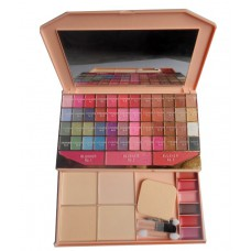 Deals, Discounts & Offers on Accessories - Kiss Beauty Ads Fashion Colour Makeup Kit 48 Color Eye Shadow Laptop