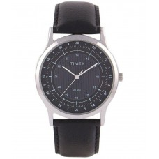 Deals, Discounts & Offers on Men - Timex ZR175 Black Analog Formal Watch
