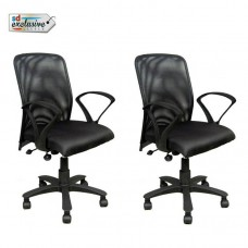 Deals, Discounts & Offers on Furniture - Buy 1 Mesh Back Office Chair Get 1 Free