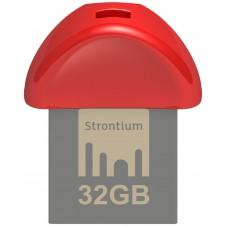 Deals, Discounts & Offers on Mobile Accessories - Strontium Nitro Plus Nano 32GB USB 3.0 Pen Drive