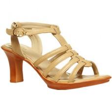 Deals, Discounts & Offers on Foot Wear - WOMEN BEIGE SANDALS