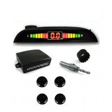 Deals, Discounts & Offers on Car & Bike Accessories - Autosun - Car Reverse Parking 4 Sensor Security System Led Display