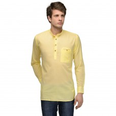 Deals, Discounts & Offers on Men Clothing - Flat 77% off on Feed Up Cotton Kurta