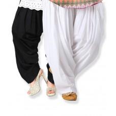 Deals, Discounts & Offers on Women Clothing - Rakshita's Collection Set Of 2 Cotton Patiyala Salwar