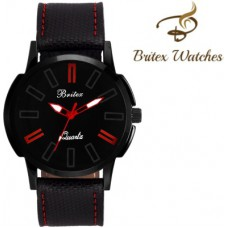 Deals, Discounts & Offers on Men - Britex  Merveilleux Rouge Analog Watch