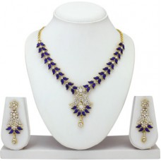 Deals, Discounts & Offers on Earings and Necklace - Atasi International Alloy Jewel Set