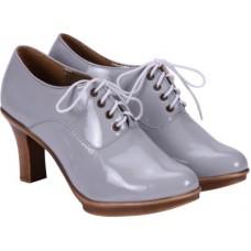 Deals, Discounts & Offers on Women - Fashion Mafia Grey Heels