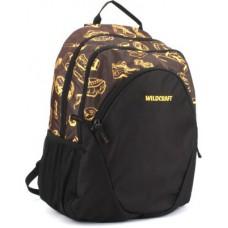 Deals, Discounts & Offers on Accessories - Wildcraft Hinge Brown Backpack