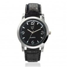 Deals, Discounts & Offers on Men - Rico Sordi Mens Leather Watch