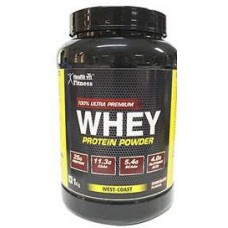 Deals, Discounts & Offers on Food and Health - Healthvit 100% Ultra Premium Whey Protein  Chocolate Flavour @ Rs. 2149