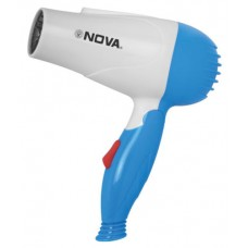 Deals, Discounts & Offers on Health & Personal Care - Nova Dryer Professional Hair Dryer  Foldable dryer