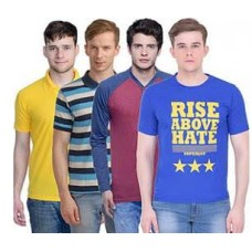 Deals, Discounts & Offers on Men Clothing - Upto 50% off in 30 more Variation   Tshirts @ 999