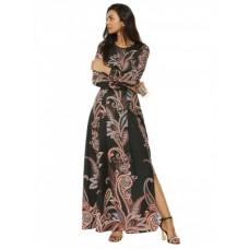 Deals, Discounts & Offers on Women Clothing - WAREHOUSE Folk Print Maxi Dress