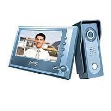 """Deals, Discounts & Offers on Mobile Accessories - Flat 57% off on Godrej 7"""" Solus Video Door Phone"""