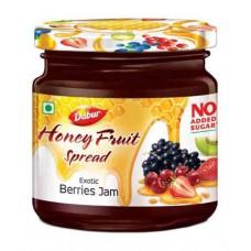 Deals, Discounts & Offers on Health & Personal Care - Dabur Honey Fruit Spread - Exotic Berries Jam 170 grams