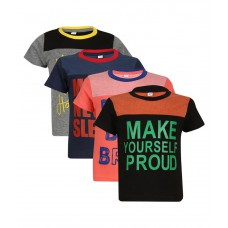 Deals, Discounts & Offers on Baby & Kids - Luke and Lilly Multicolour Cotton T-Shirt