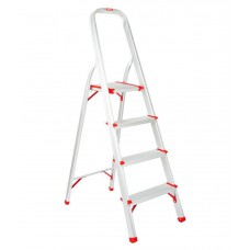 Deals, Discounts & Offers on Accessories - Magna 3 Step Ladder + 1 Platform