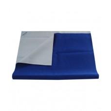 Deals, Discounts & Offers on Accessories - Quick Dry Plain Waterproof sheet Large Cobalt