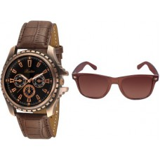 Deals, Discounts & Offers on Men - Britex BX3106 +012 Octane Ultimate Chronograph Pattern Analog Watch