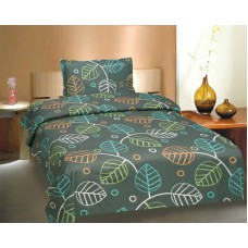 Deals, Discounts & Offers on Home Decor & Festive Needs - Ctm Textile Mills Cotton Abstract Single Bedsheet