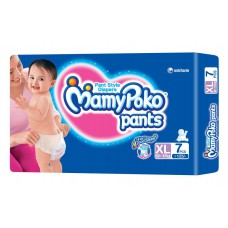 Deals, Discounts & Offers on Baby Care - Mamy Poko Pant Style Extra Large Size Diapers