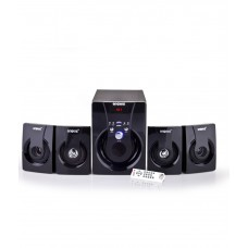 Deals, Discounts & Offers on Electronics - Flat 38% off on Envent Deejay 501 4.1 Speaker System