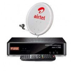 Deals, Discounts & Offers on Electronics - Airtel DTH Digital TV HD+ Set Top Box With 1 Month Full Package