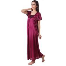 Deals, Discounts & Offers on Women Clothing - Flat 55% off on Masha Women's Nighty