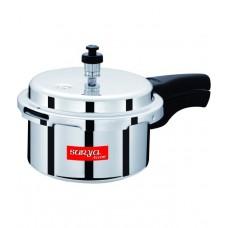 Deals, Discounts & Offers on Cookware - Surya Accent 3 Ltr Aluminium Pressure Cooker
