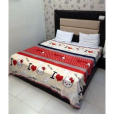 Deals, Discounts & Offers on Home Appliances - Peponi Polyester Ac Flannel Double Blanket