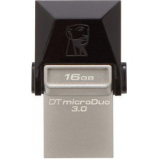 Deals, Discounts & Offers on Computers & Peripherals - Kingston DT 16GB microDuo  OTG Pen Drive