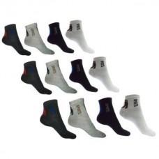 Deals, Discounts & Offers on Foot Wear - Flat 49% off on Mens Sportwear Ankle Length Sock