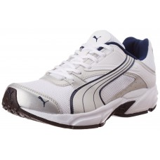 Deals, Discounts & Offers on Foot Wear - Puma  White Mesh Running Shoes