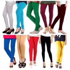Deals, Discounts & Offers on Women Clothing - Upto 81% off on Pack of 10 Leggings all in one