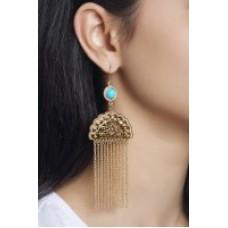 Deals, Discounts & Offers on Women - House Of Accessories FILIGREE TASSEL Alloy Tassel Earring