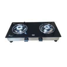 Deals, Discounts & Offers on Home & Kitchen - Padmini Two Burner Gas Glass Top CS 2GT Nano