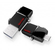 Deals, Discounts & Offers on Computers & Peripherals - SanDisk Ultra 64GB USB OTG Dual Flash Drive