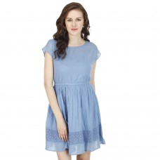 Deals, Discounts & Offers on Women Clothing - Splendent  Plain Short Dress
