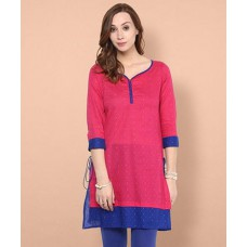 Deals, Discounts & Offers on Women Clothing - Upto 50% off on Carolina Printed Kurti