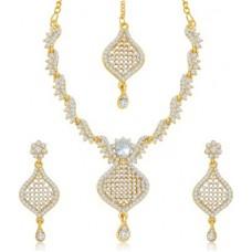 Deals, Discounts & Offers on Women - Sukkhi Zinc Jewel Set
