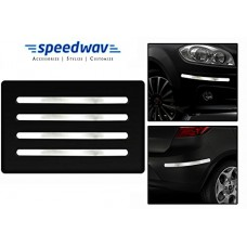 Deals, Discounts & Offers on Car & Bike Accessories - Speedwav  Full Chrome Bumper Safety Guard Protector